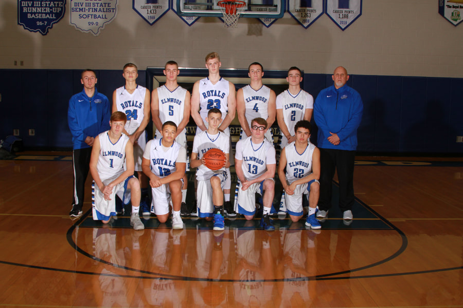 Junior Varsity Boys Basketball